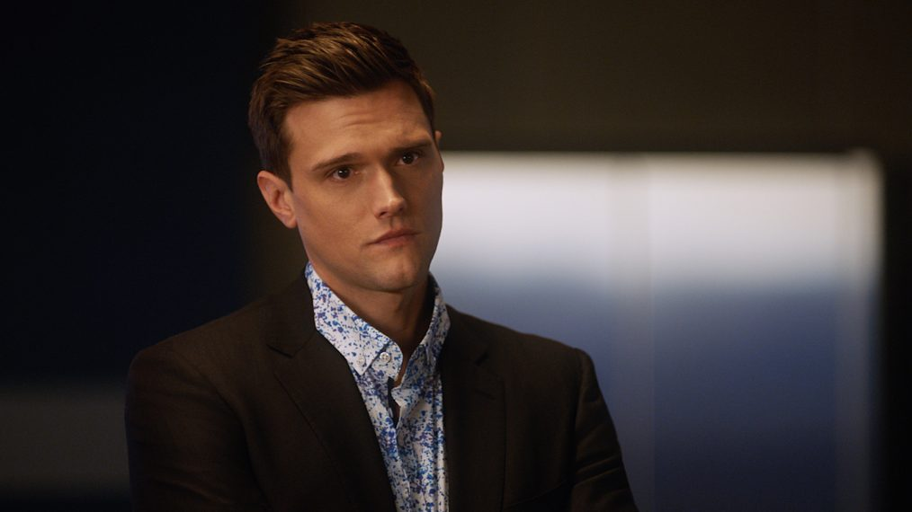 'The Flash's Hartley Sawyer on Ralph's Backstory & Visit From Mama Dibny