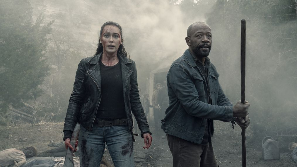 8 Changes We'd Like to See in 'Fear the Walking Dead' Season 5 (PHOTOS)