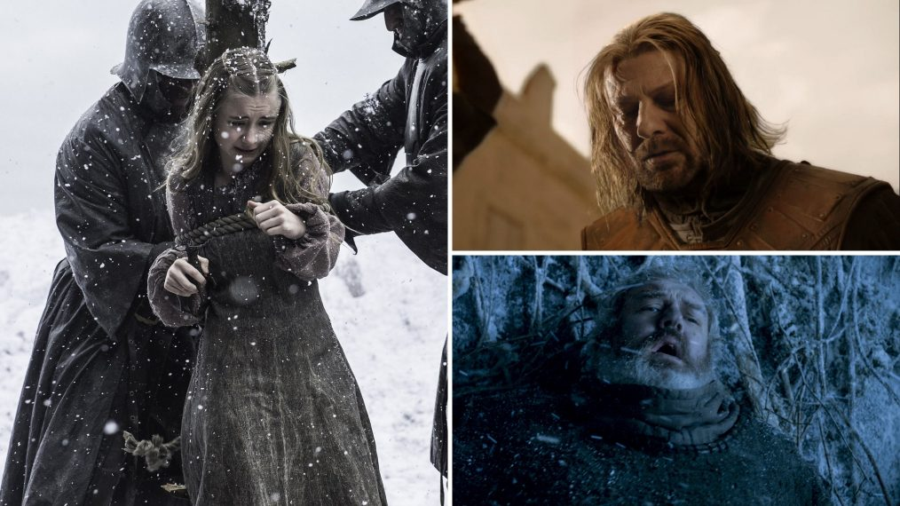 11 'Game of Thrones' Deaths We Still Haven't Forgiven the Writers For (PHOTOS)