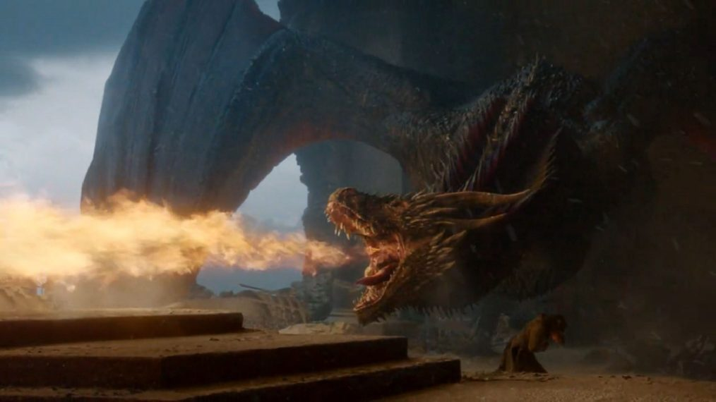 Why Drogon Didn't Kill Jon Snow in the 'Game of Thrones' Finale — and Where He Went