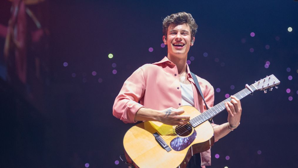Shawn Mendes Performs At The SSE Hydro Glasgow