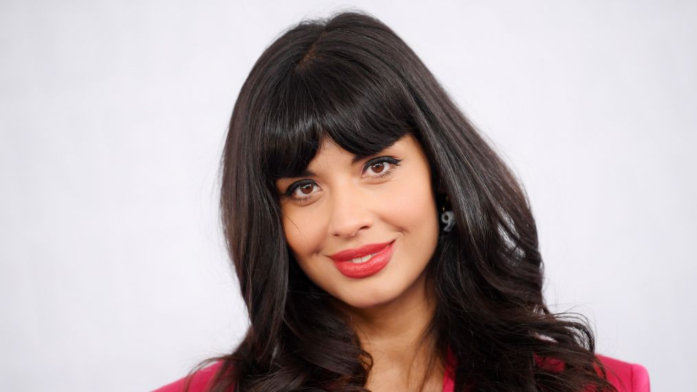 Jameela Jamil on Trying to Get Her 'Impractical Jokers' Co-Stars on 'The Good Place'