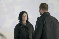 'Blindspot' Boss on That Finale Cliffhanger: 'You Should Be a Little Worried' Someone Dies