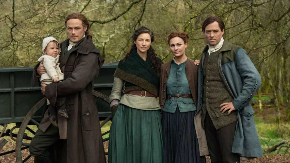 Outlander Season five frasers