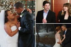 Ranking the 'Grey's Anatomy' Weddings by Drama Level (PHOTOS)