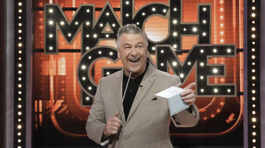 Alec Baldwin on the Return of 'Match Game' & the Guest Who Makes Fun of Him Most