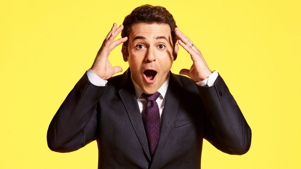 Fred Savage Talks 'Celebrating Fandom' on New Talk Show 'What Just Happened??!'