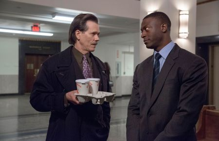CITY ON A HILL - Kevin Bacon, Aldis Hodge