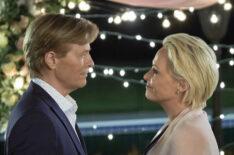 Jack Wagner & Josie Bissett on the 'Feeling & Heart' in 'Wedding March 5's Ending