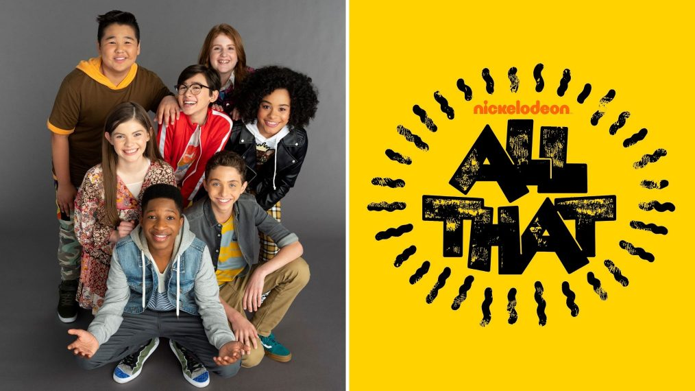 Cast of 'All That' on the Reboot & Working With Kenan and Kel (VIDEO