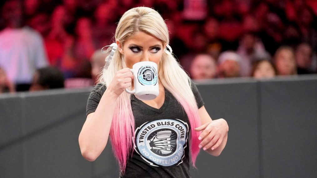Alexa Bliss Talks WWE Travels, Returning to the Title Picture & Her Go-To Coffee Drink