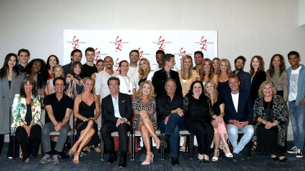 USA - Young and The Restless Fan Club Luncheon - Burbank