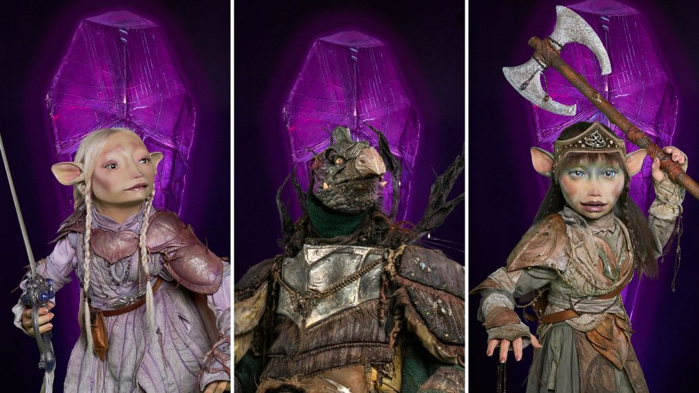 Meet the Characters of 'The Dark Crystal: Age of Resistance' (PHOTOS)