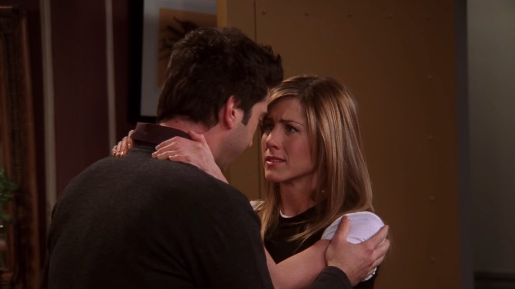 Would 'Friends' Ross & Rachel Still Be Together? Jennifer Aniston Weighs In