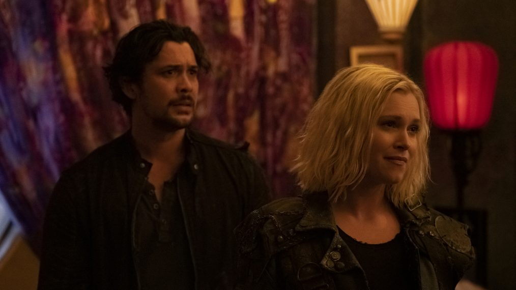How 'The 100' Cast Reacted to Eliza Taylor & Bob Morley's