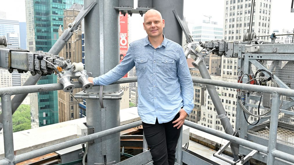 Nik Wallenda on Why He's Doing His 'Highwire Live in Times Square'