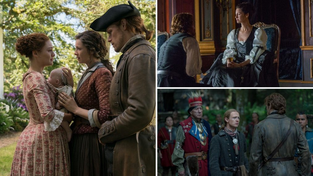 Ranking 'Outlander's 13 Most Heartbreaking Moments (PHOTOS)