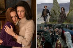 The 10 Highest Fan-Rated Episodes of 'Outlander' (PHOTOS)