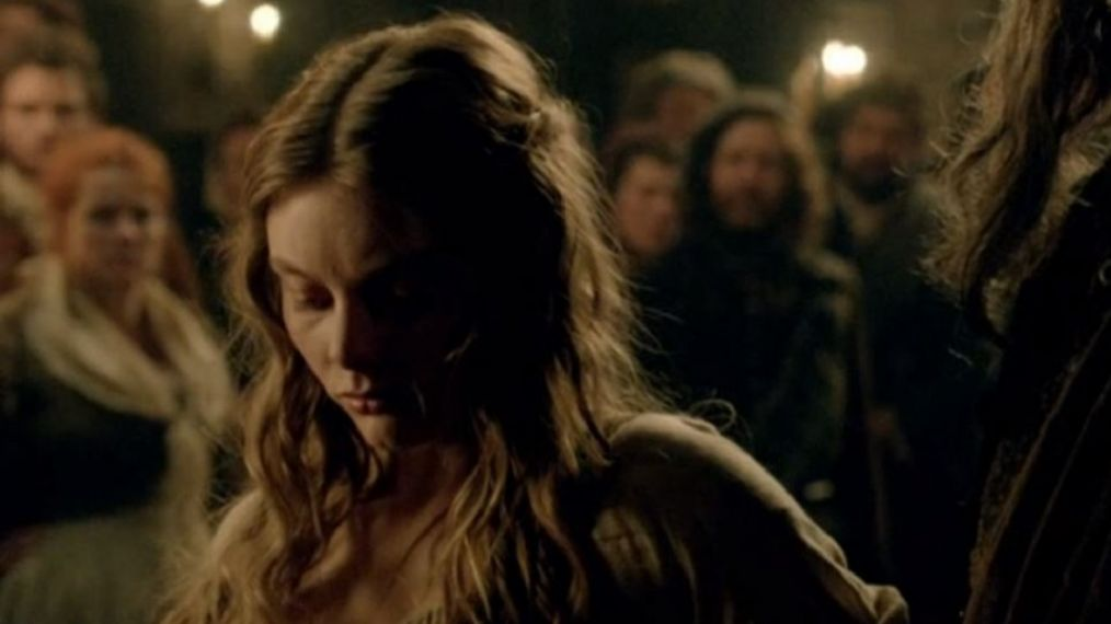 OUTLANDER throwback nell 1