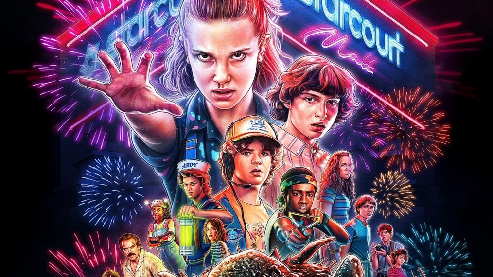 'Stranger Things' Highlights Eleven & a New Monster on Season 3 Poster (PHOTOS)