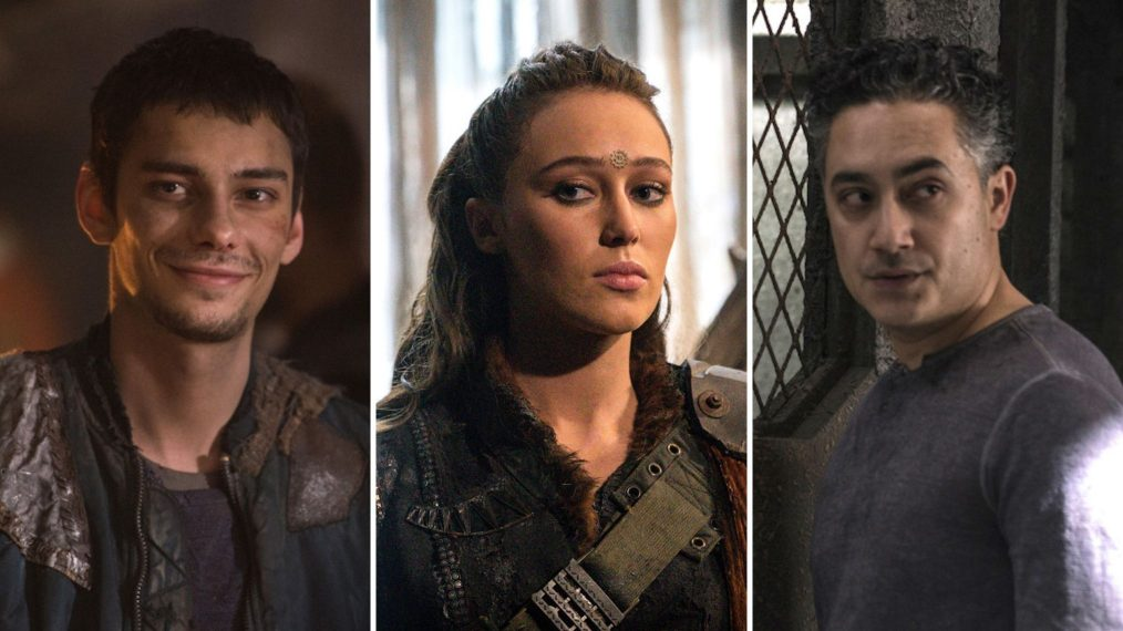 6 Characters We'd Like to See Return to 'The 100' (PHOTOS)