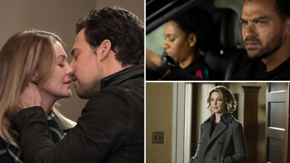 16 Hopes For 'Grey's Anatomy' Season 16 (PHOTOS)