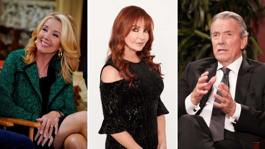 10 Longest-Serving Stars of 'DAYS,' 'Y&R' & More Daytime Dramas (PHOTOS)