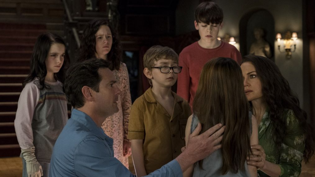 literary gallery the haunting of hill house