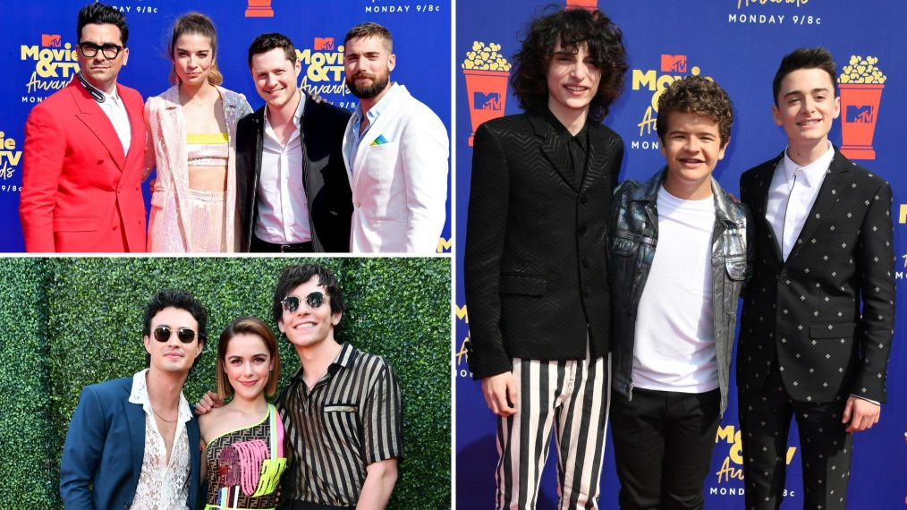 MTV Movie & TV Awards 2019: See the Stars on the Red Carpet (PHOTOS)