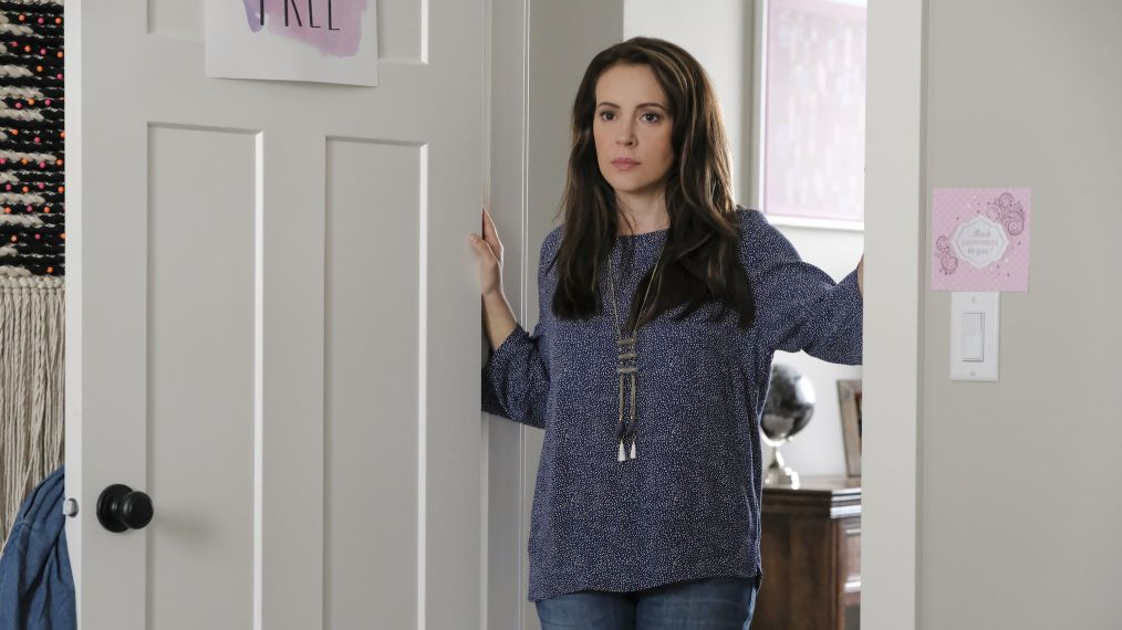 Alyssa Milano Talks 'Tempting Fate' for Lifetime & How Her Approach to Roles Has Changed