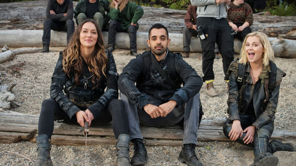 The 100 -- Ep. 601 --