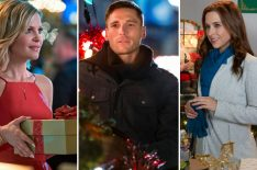 Everything We Know About Hallmark's 2019 Christmas Movies (PHOTOS)