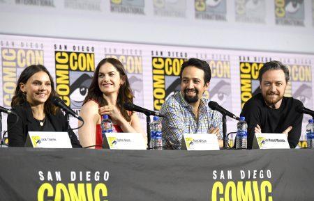 """His Dark Materials"" Comic Con Panel 2019"