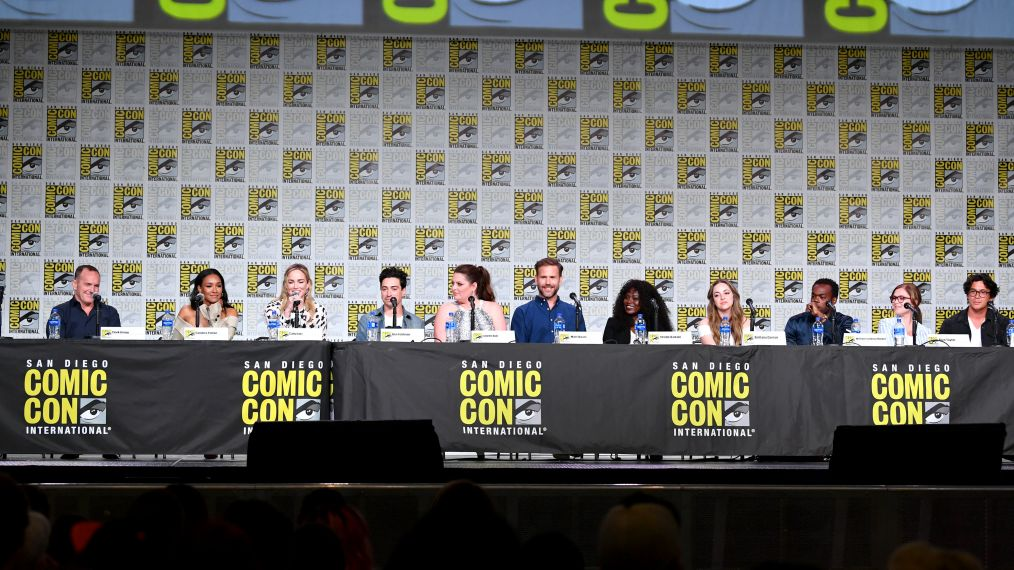 10 Things We Learned at TV Guide Magazine's Fan Favorites Comic-Con Panel 2019