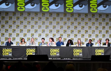 2019 Comic-Con International - TV Guide Magazine Fan Favorites 2019