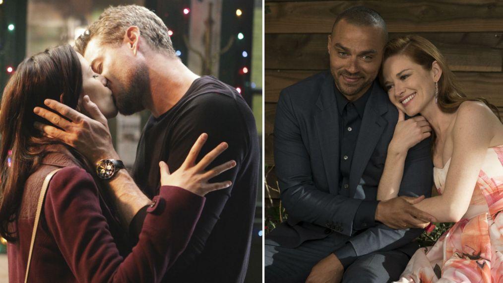 7 Most Heartbreaking 'Grey's Anatomy' Breakups (PHOTOS)