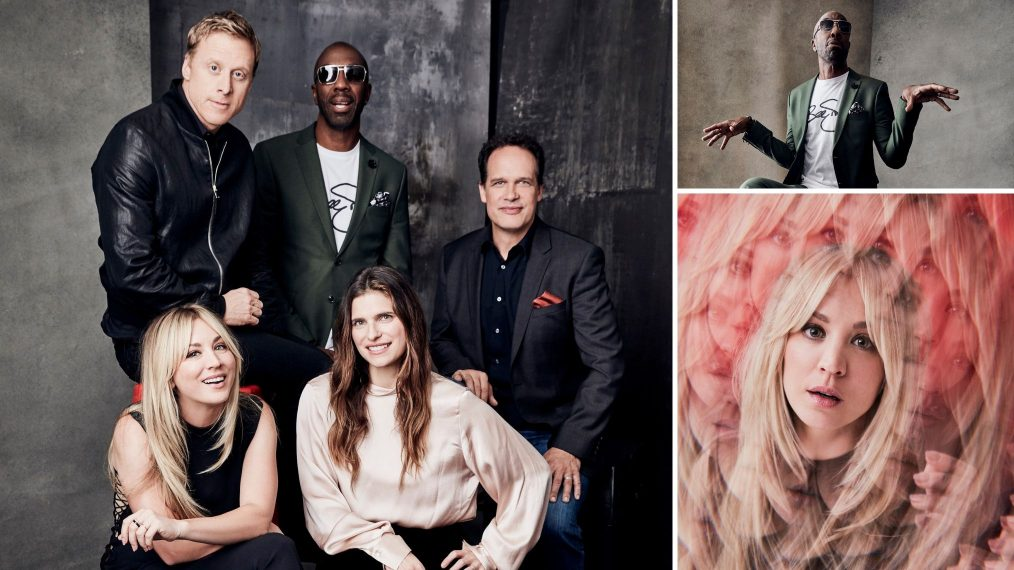 See DC's 'Harley Quinn' Cast in Our TCA Summer 2019 Portrait Studio (PHOTOS)