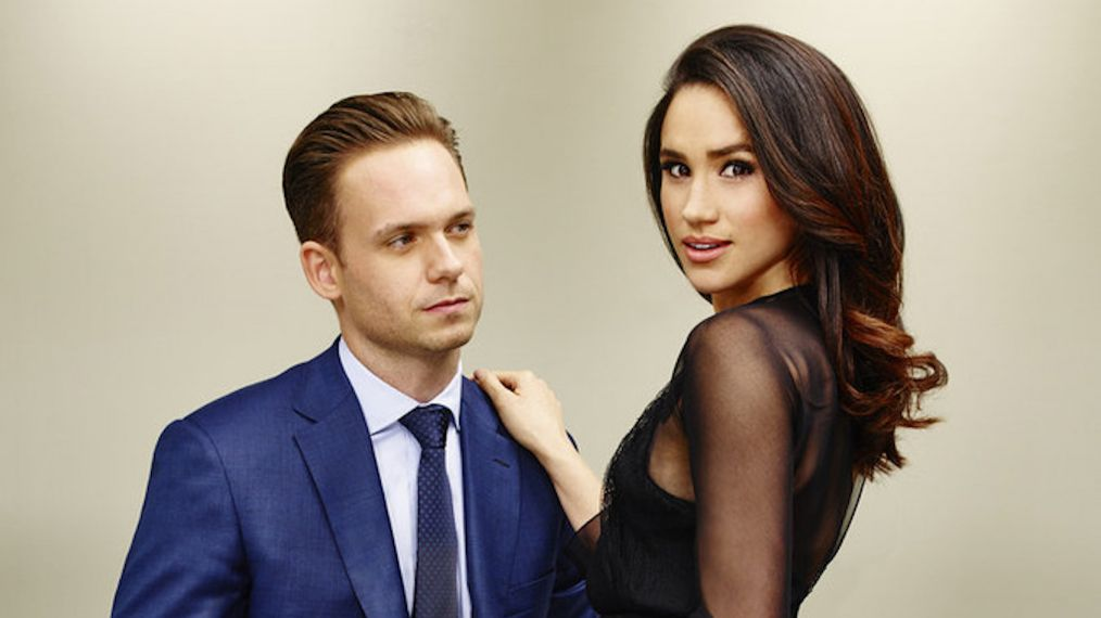 How 'Suits' Final Season Will Feature Rachel Without Meghan Markle