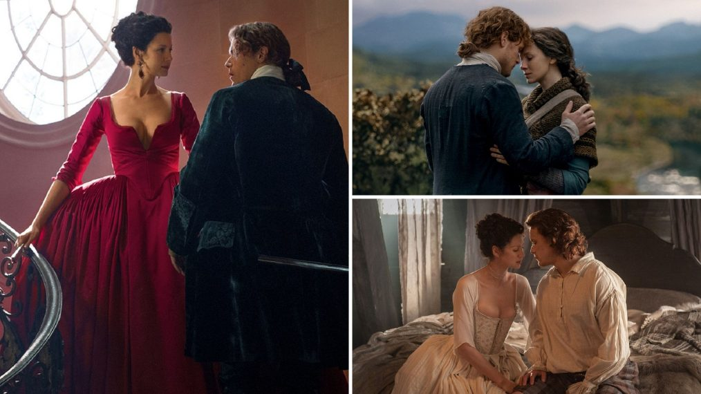 16 Times 'Outlander's Jamie & Claire Were Relationship Goals (PHOTOS)