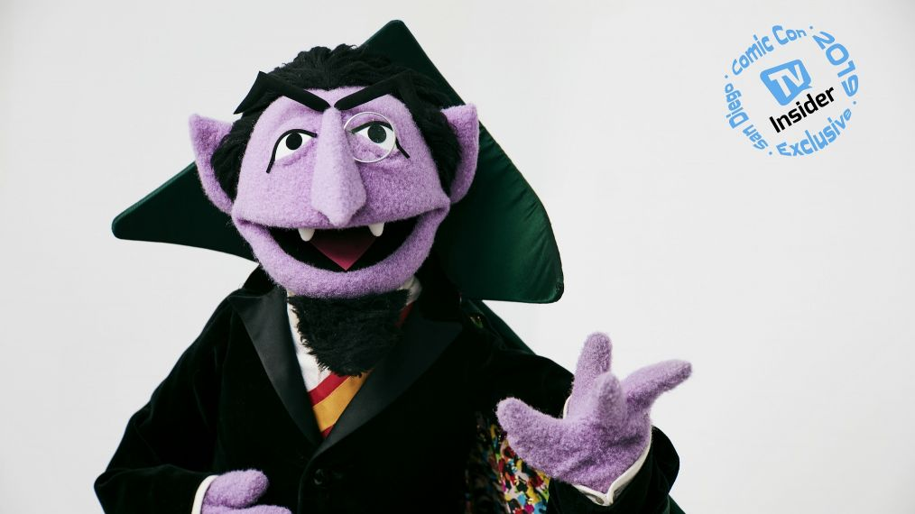 You Can Count on...The Count! The 'Sesame Street' Legend Celebrates 50 Years (VIDEO)