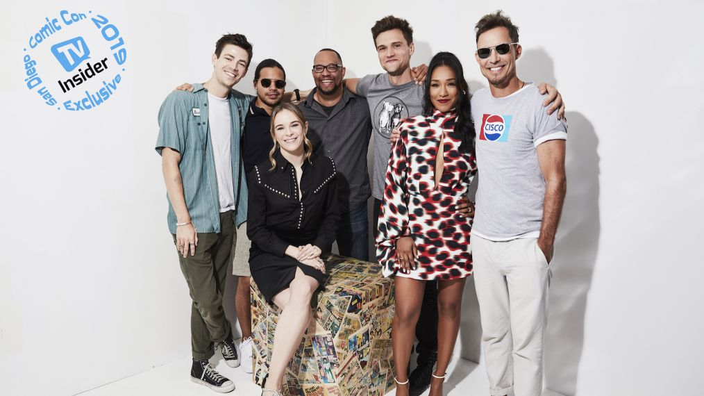 'The Flash' Cast on WestAllen Losing Nora, the New Wells & More in Season 6 (VIDEO)