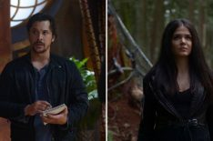 'The 100': He Said/She Said With Bob Morley & Marie Avgeropoulos