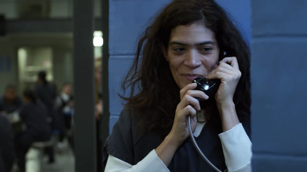 'Orange Is the New Black' Star Laura Goméz on Blanca's Immigration Storyline