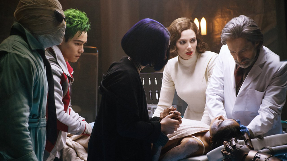 Doom Patrol Returning For Season 2 On Dc Universe And Hbo Max