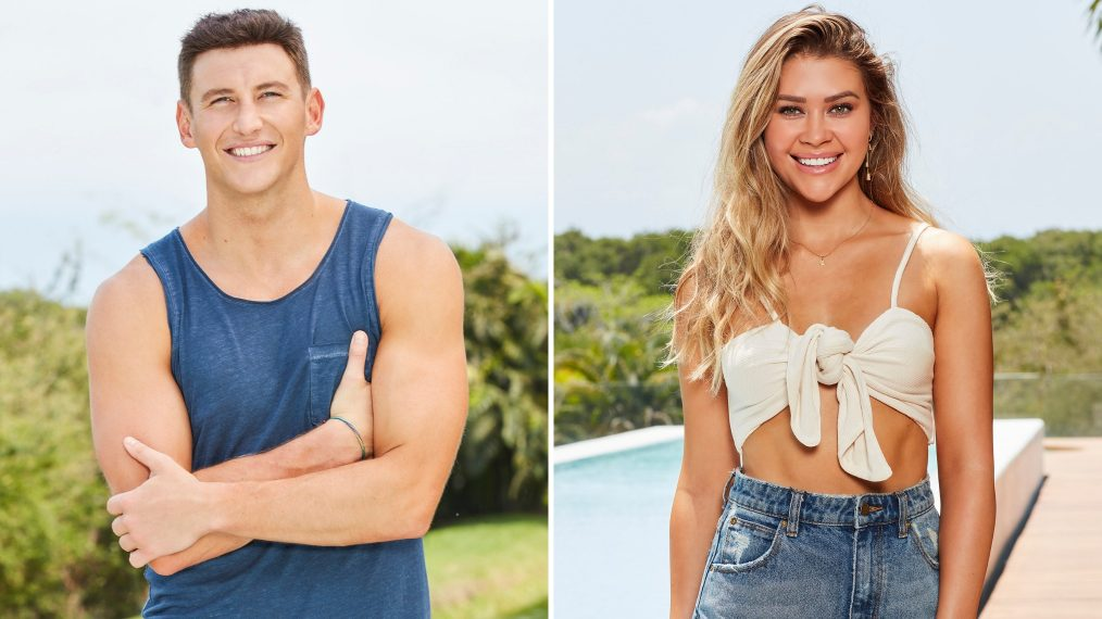 All the Details on the Blake-Caelynn 'Bachelor in Paradise' Text Drama