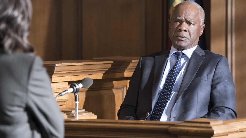 Glynn Turman on Why His Emmy-Nominated 'How to Get Away with Murder' Role Hits Close to Home