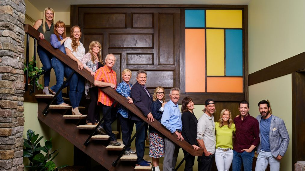 HGTV's 'A Very Brady Renovation' Will See the 'Brady Bunch' Cast Show Off Their Reno Skills