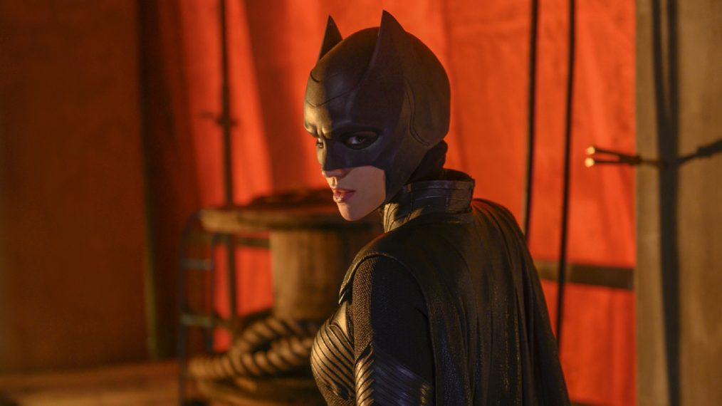 'Batwoman's Ruby Rose Describes Her Batsuit as 'Like a Second Skin'