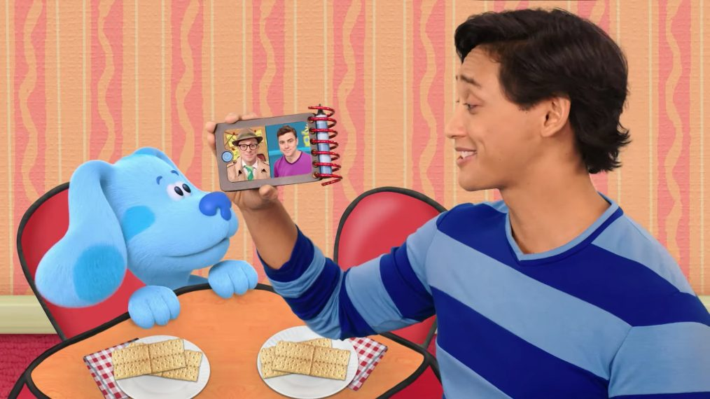 'Blue's Clues & You!': Nickelodeon Reveals Premiere Date & Returning Hosts (VIDEO)