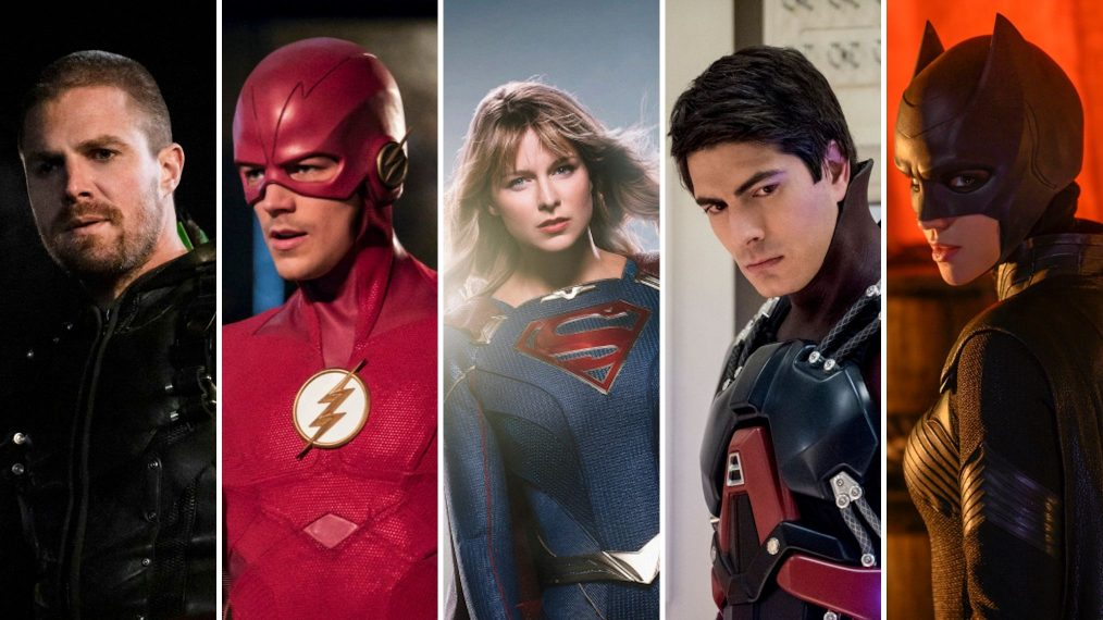 All the Characters Confirmed for Arrowverse Crossover 'Crisis on